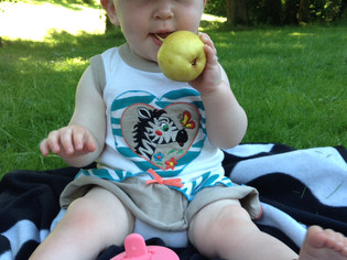 Top Tips for Camping with Babies