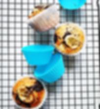 V Banana bread muffins
