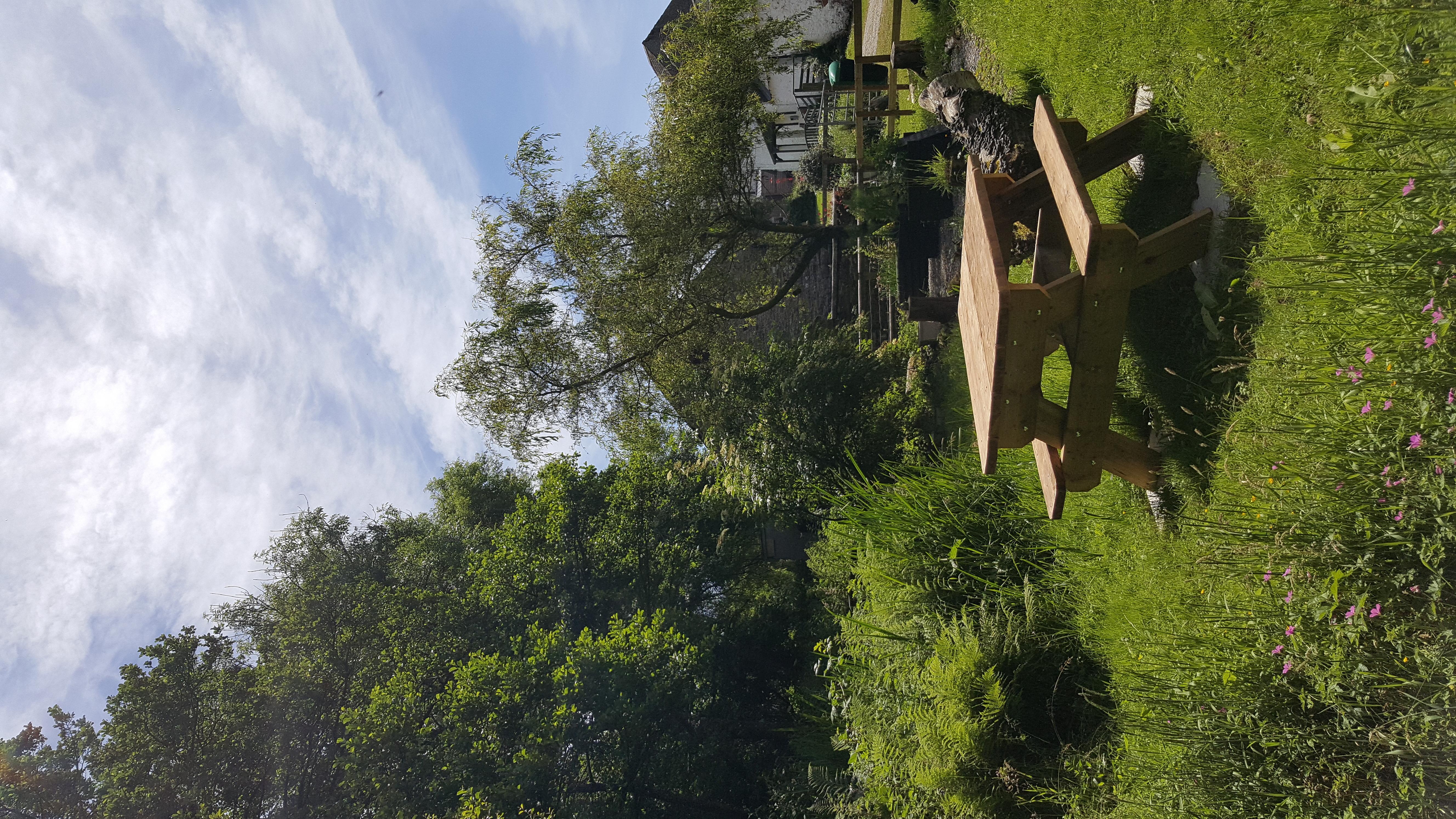 Campers Herb Garden