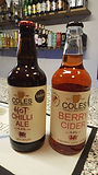 Coles Beer and Cider available at Dolbryn