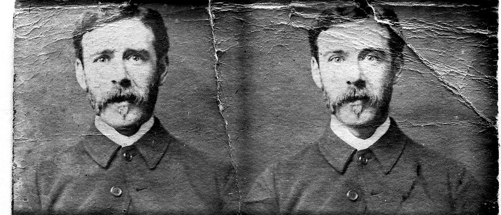 Friese-Greene Yawns - c. 1885 - Copy
