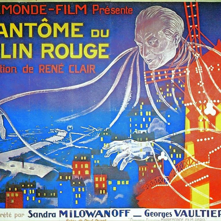 Le Fantôme du Moulin-Rouge (1924): South West Silents