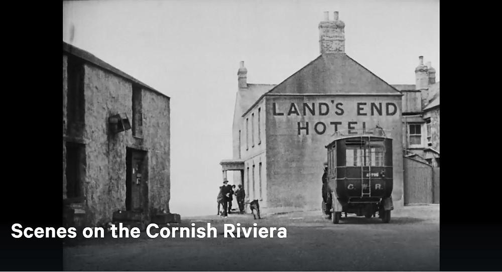 Scenes on the Cornish Riviera (1912)