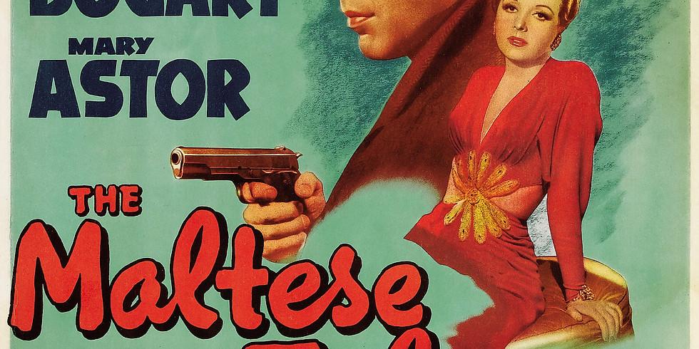 The Maltese Falcon (1941): Film Noir UK Launch