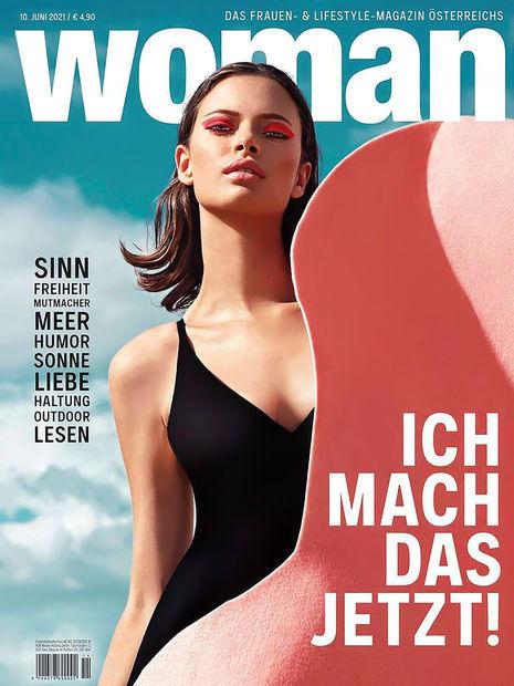 Woman Magazine - June 2021