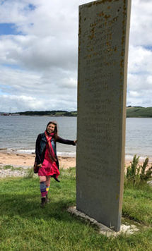Helen in Cromarty July 19.jpg