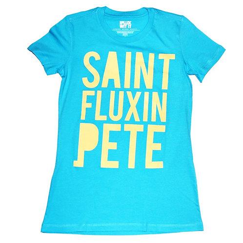 IFWI Saint Fluxin Pete Tee (Women)