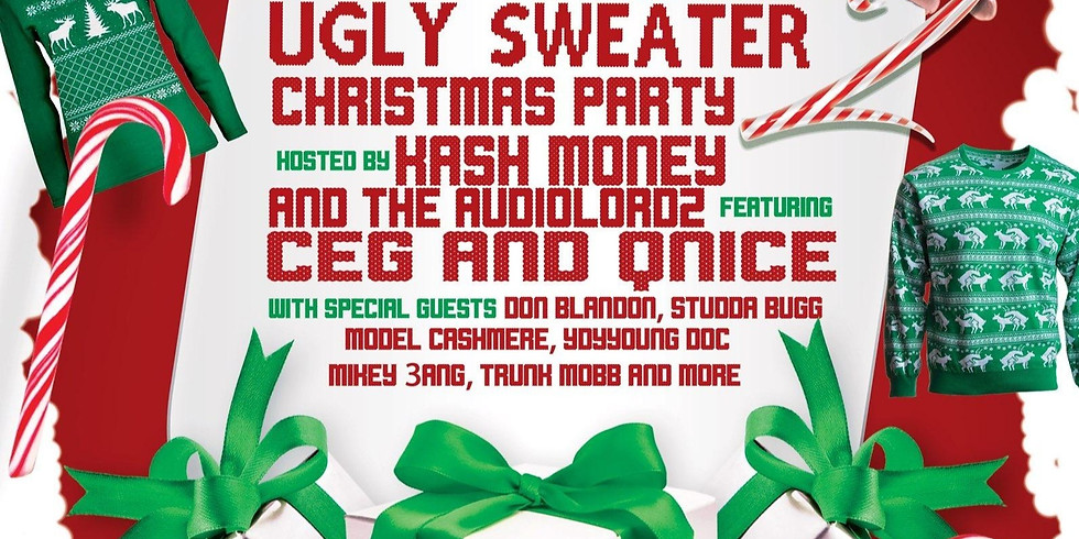 Frankie Lee's Ugly Sweater Party