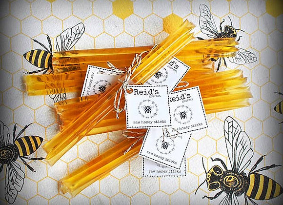 Reid's Gourmet Honey Sticks