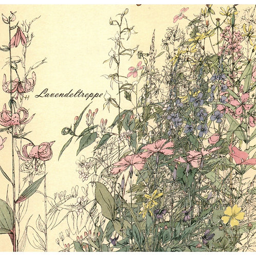 Andreas Thiel & J.C. Sassine - CD «Lavendeltreppe»