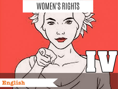 Women's Rights IV