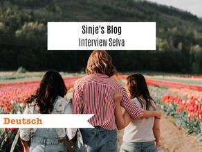 Sinje's Blog - Interview Selva