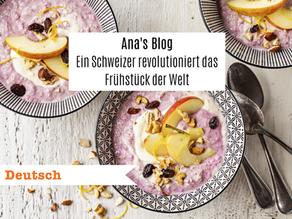 Ein Schweizer revolutioniert das Frühstück der Welt