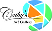 Cathy's Art Gallery Official Logo - Cath