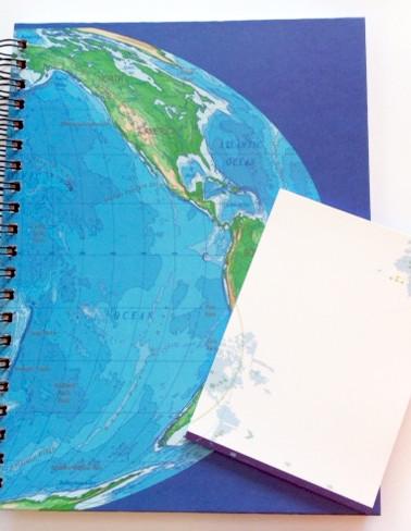 caderno mapa tradicional