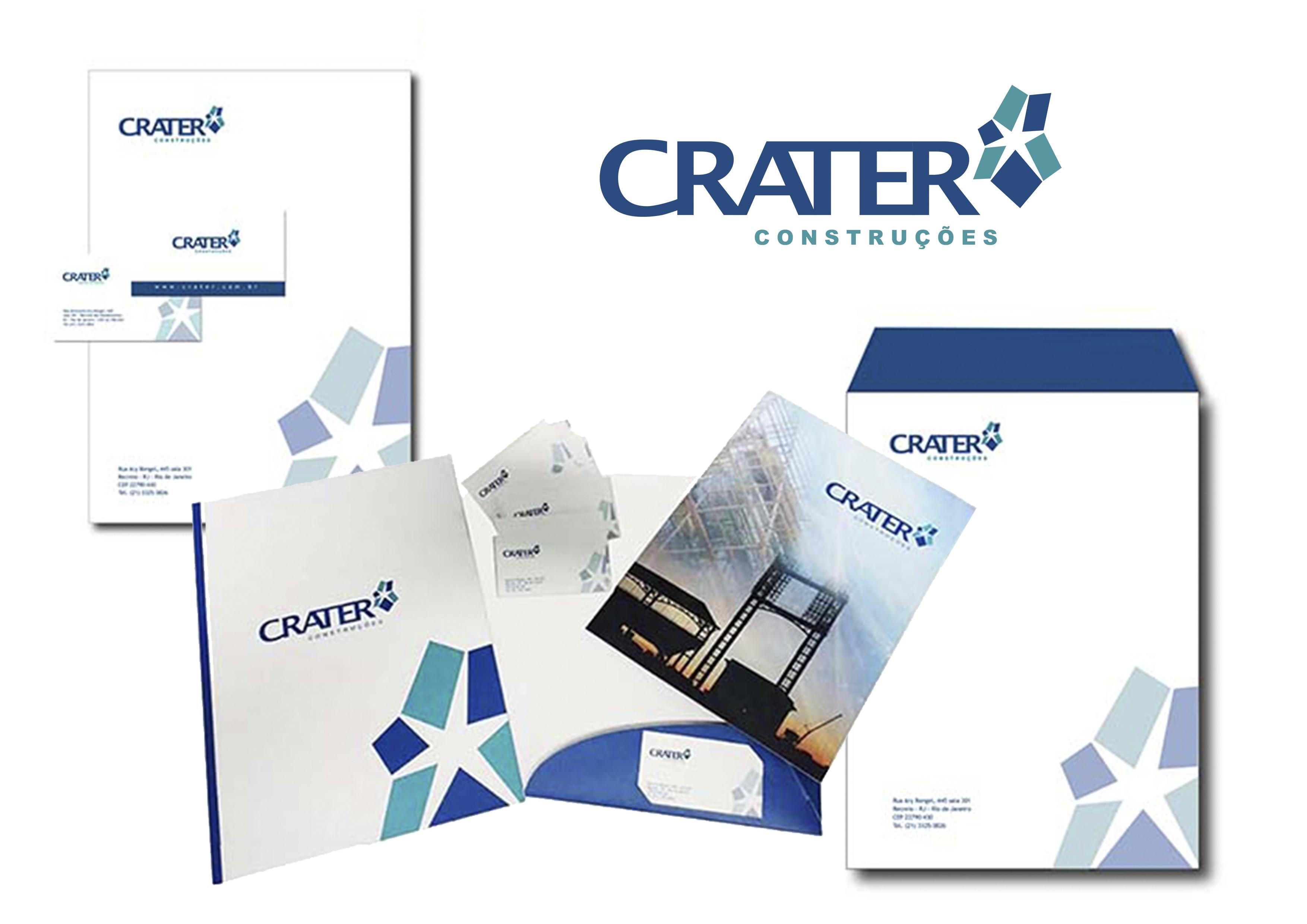 Crater - Construções