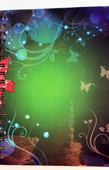 caderno avatar