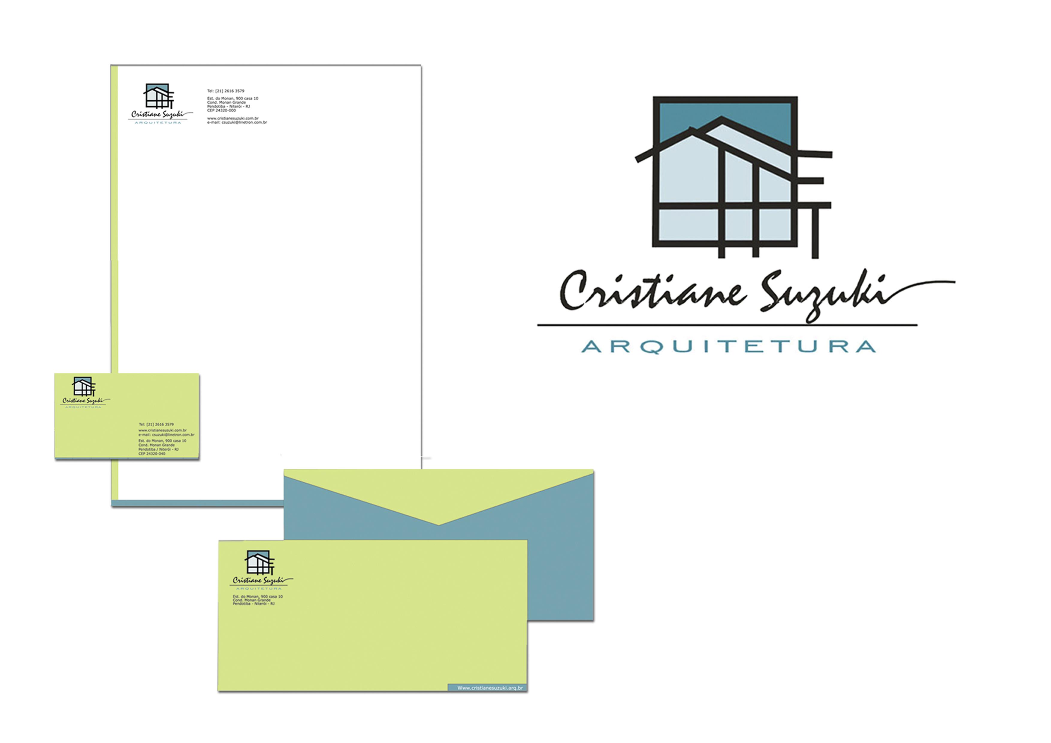 Cristiane Suzuki - Arquiteta