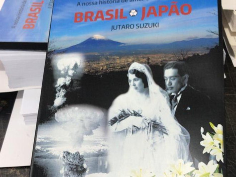 Brasil e Japão - A nossa história de Amor e Sobrevivência