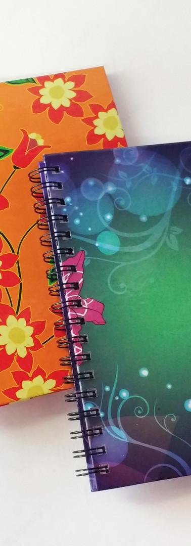 cadernos diversos