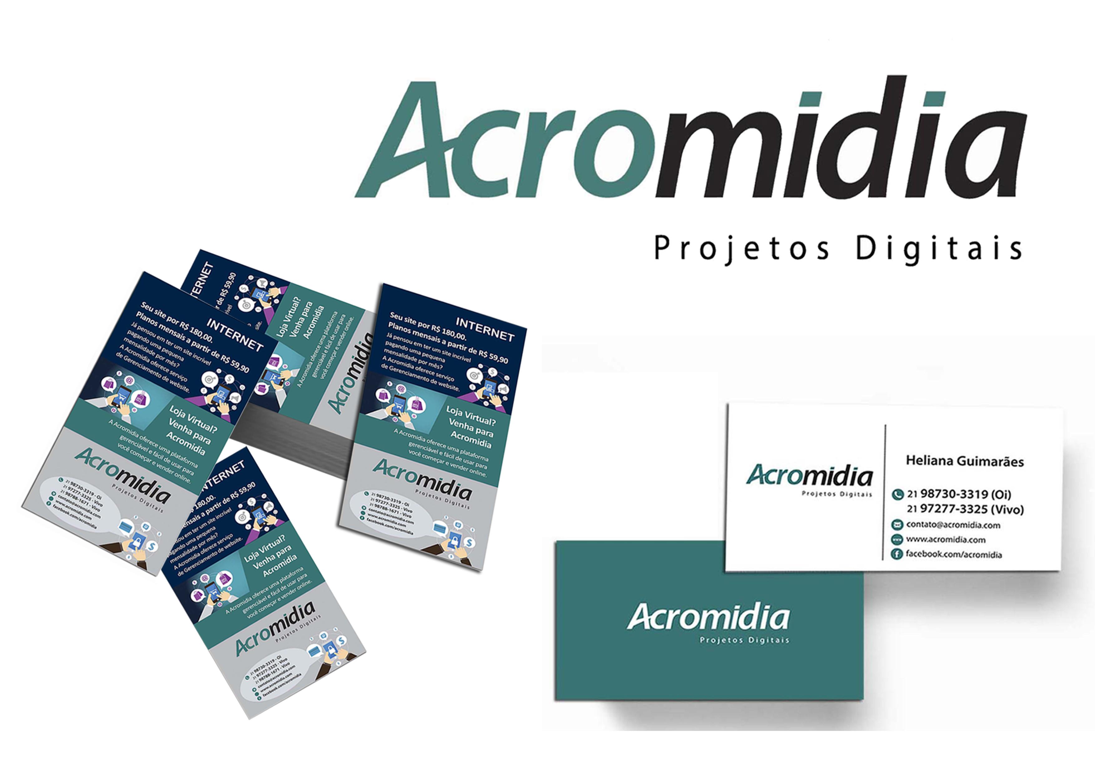 Acromidia - Projetos Digitais