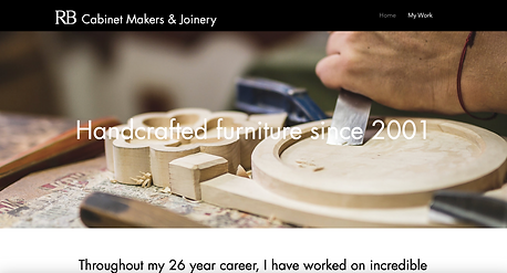 RB Cabinet Maker and Joinery - Funky Websites.png