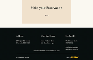 Funky Websites - Our Work