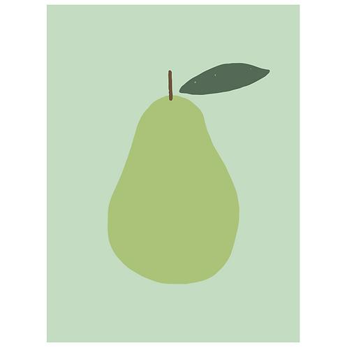 pear - mint