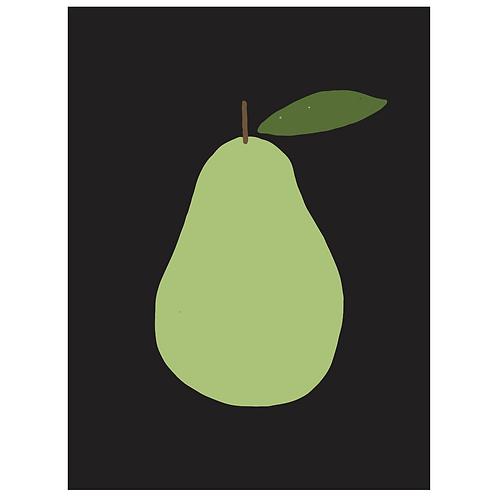 pear - black