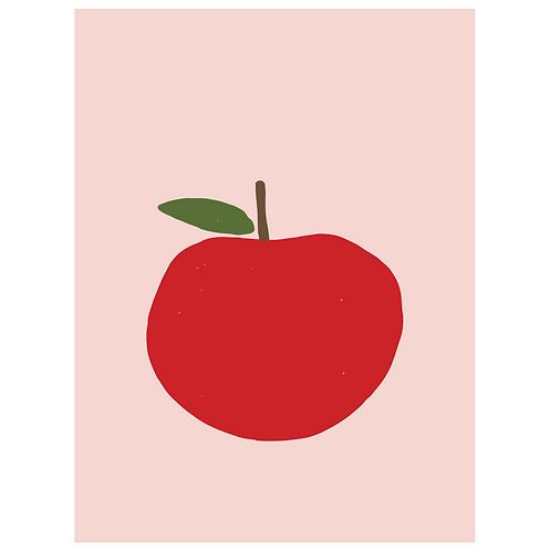 apple - pink