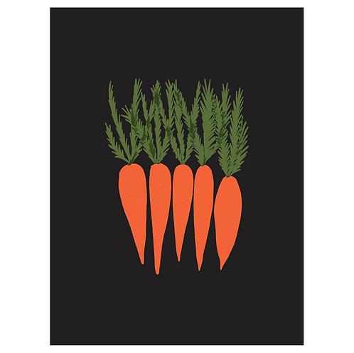 carrots - black