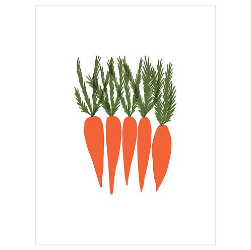 carrots - white