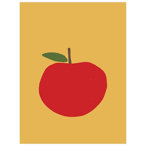 apple - mustard