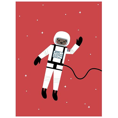 astronaut - berry