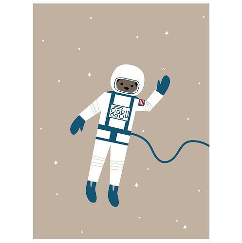 astronaut - kraft