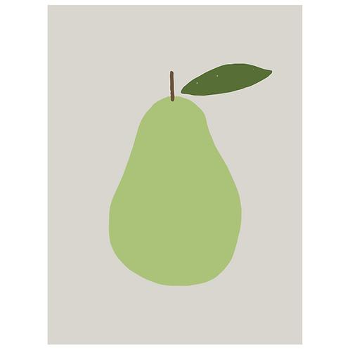 pear - grey