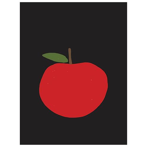 apple - black