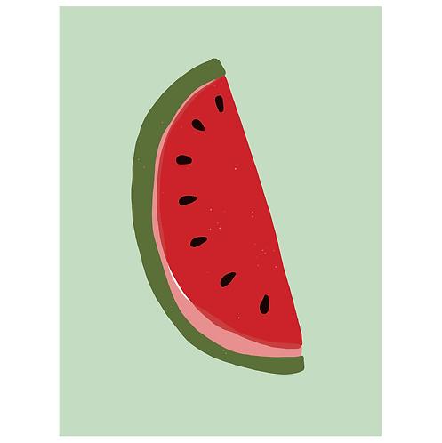watermelon - mint