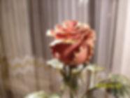 Великолепная кованая роза для любимой.