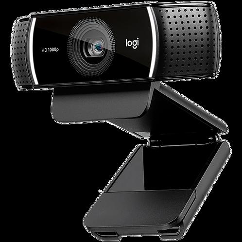 Logitech C922 PRO Webcam 1080P 30FPS Full HD Autofocus Built-In Microphone