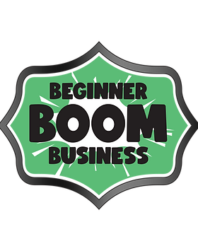 BADGE-01 Green Beginner Boom.png