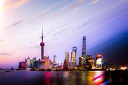 Timeslice Shanghai in 64 Photos