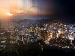 Timeslice Seoul in 45 photos