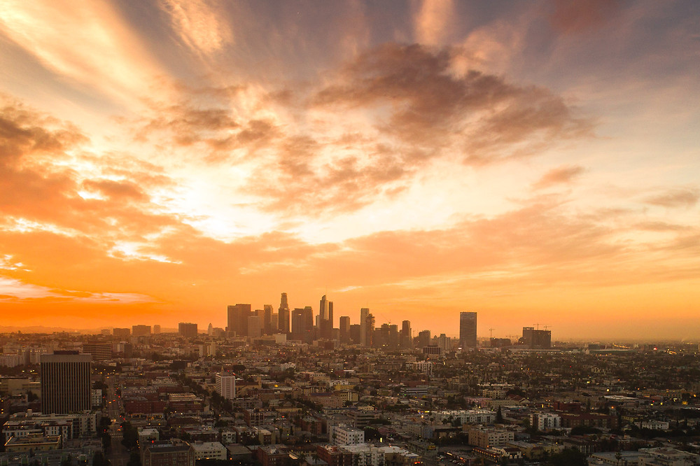 Los Angeles Sunrise 360 Preview