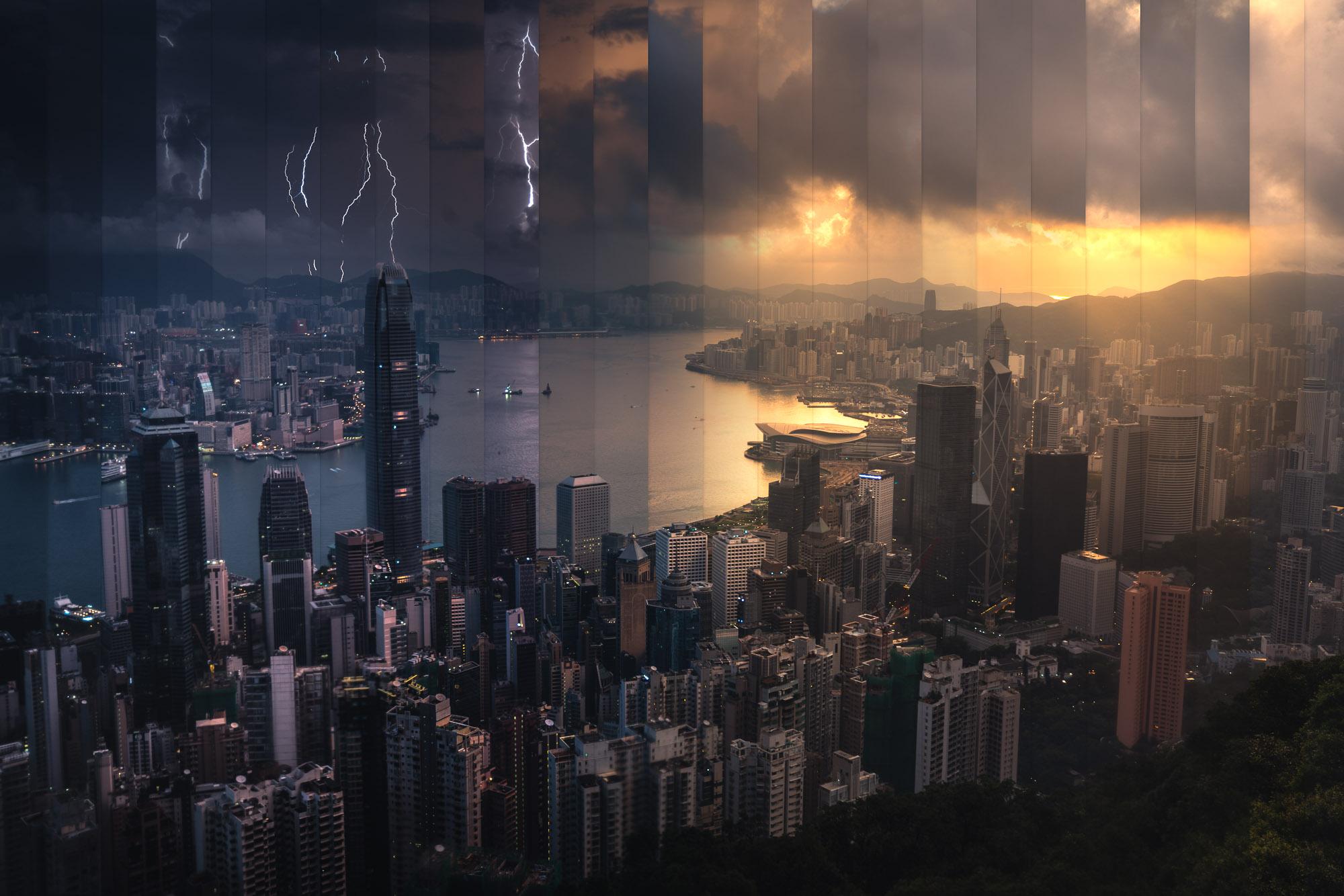 Timeslice Hong Kong in 25 photos