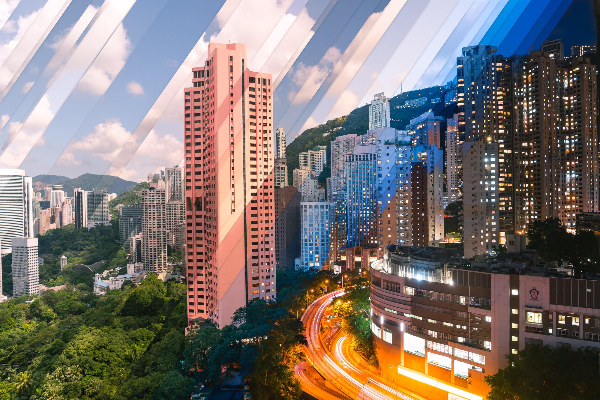 Timeslice Hong Kong in 27 photos