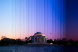 Timeslice Washington DC in22 photos