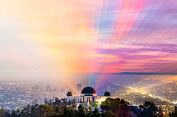 Timeslice Griffith Park in 78 photos