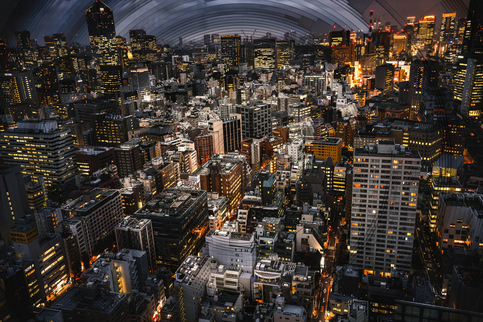 Final Image: Tokyo City in 31 photos over 50 minutes