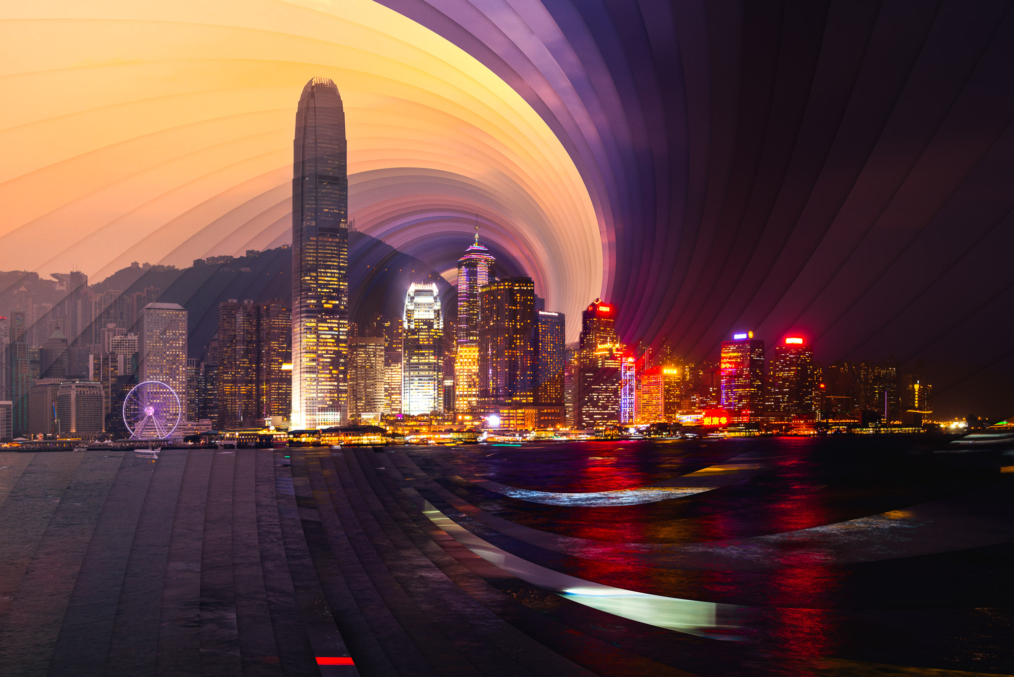 Timeslice Hong Kong in 50 photos